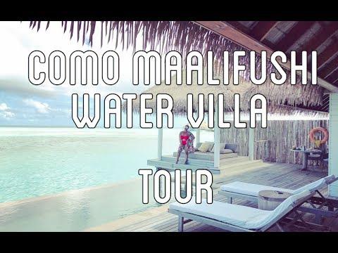 COMO Maalifushi: Water Villa Tour