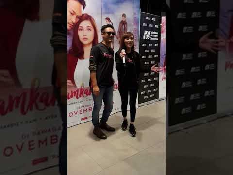 Pinjamkan Hatiku (AydaJebat.feat Adi Priyo) At Aman Central