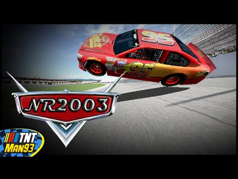 Thumbnail: Cars 3 Teaser Remade Using a NASCAR Sim