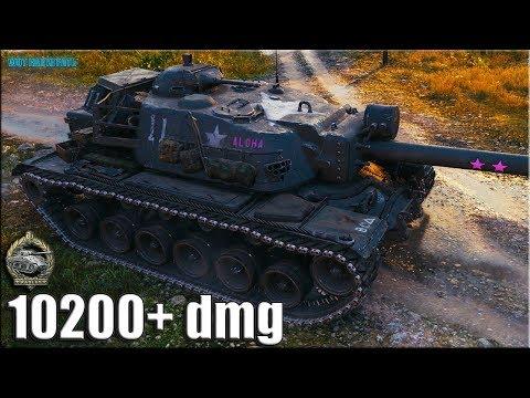 Рэдли Уолтерс 10к урона ✅ T110E4 World Of Tanks лучший бой