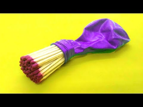 12 AMAZING BALLOON TRICKS IDEAS for Kids! Awesome Balloon Life Hacks!