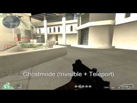 CF Ghostmode (Sorry for lag my ping's 270ms)