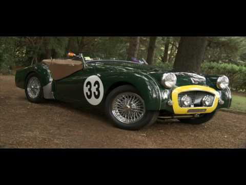 Classic Car Restoration  Classic Car HD