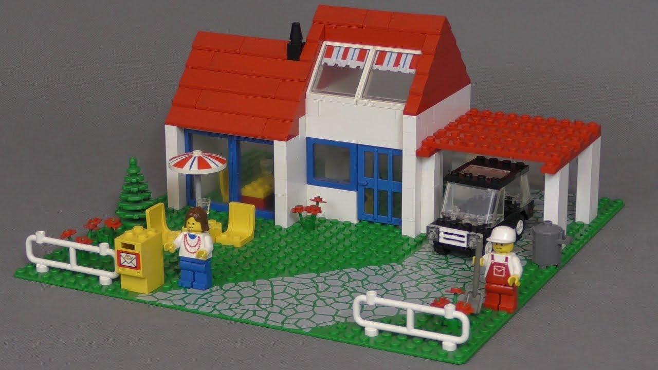 Mój Pierwszy Zestaw Lego Prezentacja Lego City 6349 Holiday Villa