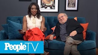 Danny DeVito On One Of His First Roles In A Student Film | PeopleTV | Entertainment Weekly