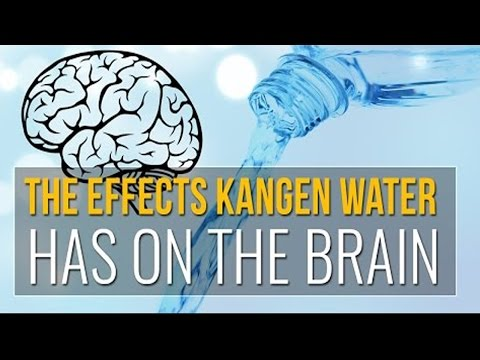 The Effects Alkaline Water Has On The Brain