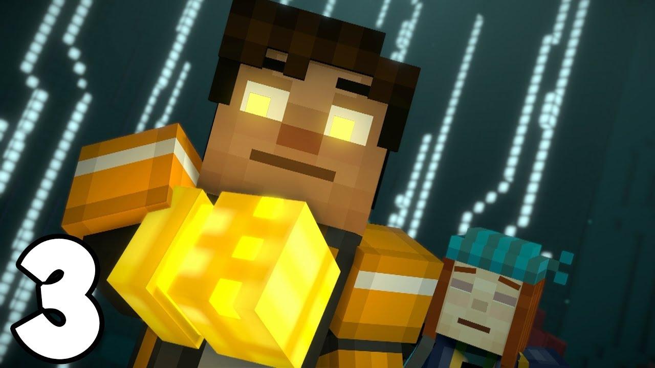 minecraft story mode  season 2 - episode 5