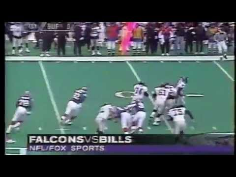 Buffalo Bills vs. Atlanta Falcons - November 12, 1995