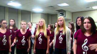 Sounds Like Treble  2015 ICCA Submission Video