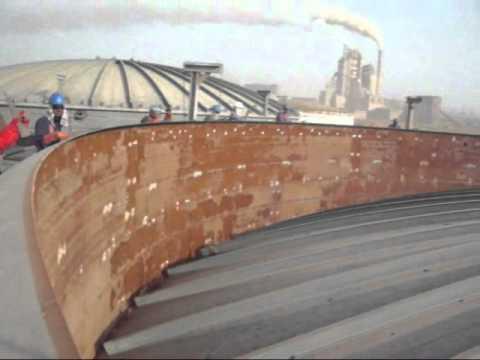 Tank Roof Air Raising Youtube