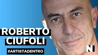 Roberto ciufoli ♥️ #artistadentro