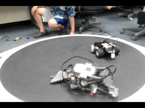 Summer Robotics at InZone