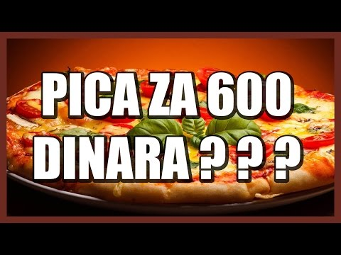 PICA ZA 600 DINARA IZAZOV (DIY)