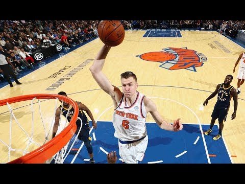 Best Plays from Week 3 of the NBA Season (Kristaps Porzingis, James Harden, LeBron James, and More!)