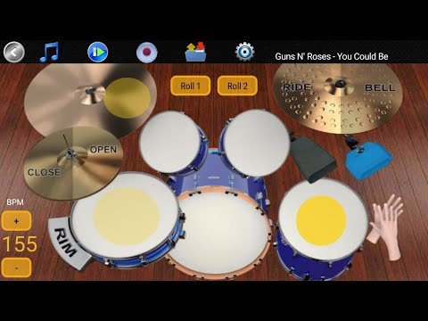 Learn To Master Drums App (Android / iOS)