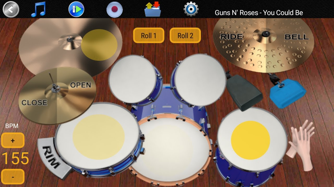 Best 10 Apps for Learning Drums - Last Updated September 7
