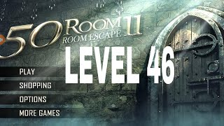 Can You Escape The 100 room 11 level 46 Walkthrough