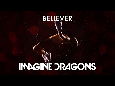 "Imagine Dragons BELIEVER | Adobe: ""Make The Cut"" Contest Submission"