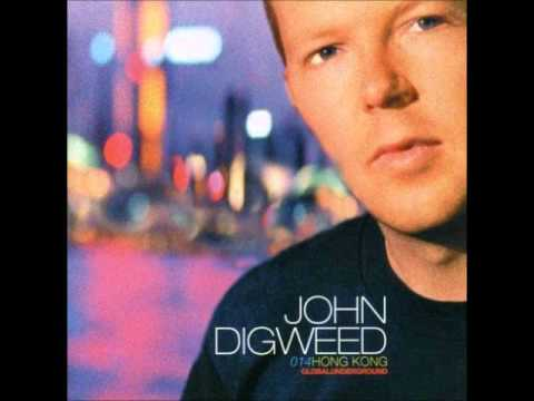 Heaven Scent Evolution Unreleased Mix  Bedrock John Digweed