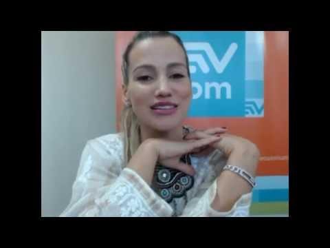 Fanny Lu En Video Chat En Ecuavisa.com