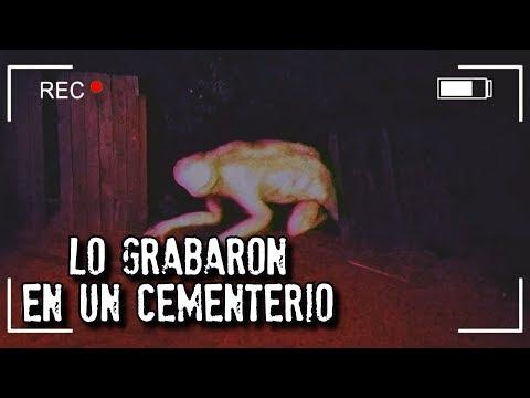 Lo Grabaron en un Cementerio | Evidencias Paranormales