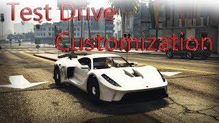 Gta 5 Online | Taipan - Test Drive And Customization - SA Super Series DLC
