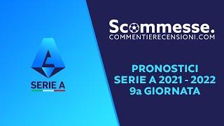 ⚽Pronostici Serie A 9a giornata 2021-22 e consigli scommesse🏆 screenshot 2