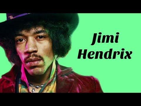 Who Was Jimi Hendrix?
