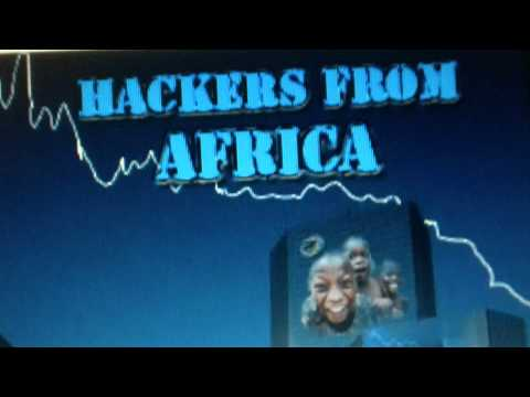 UN AFRICAIN HACK UNE MULTINATIONALE HACKER FROM AFRICA