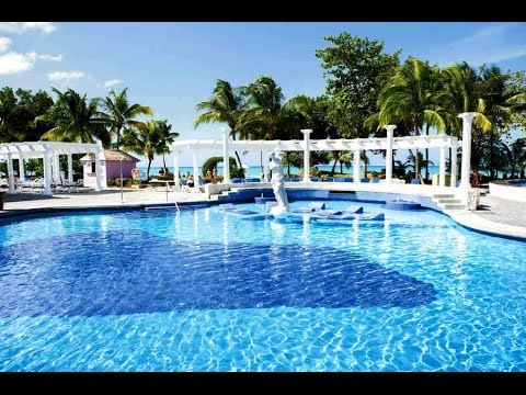 Riu Palace Tropical Bay | Negril Jamaica | Resort Grounds & Rooms Walkthrough