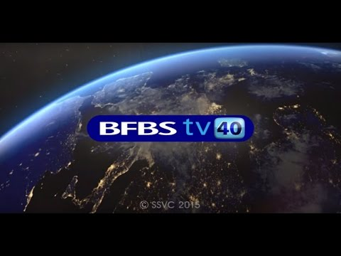 BFBS TV 40: Home on the Box