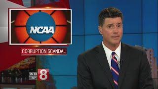FBI arrests 10 in college basketball corruption scandal