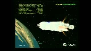 RBSP Twin Probes Reach Space