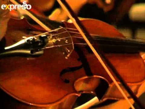 "Cape Philharmonic Youth Orchestra  perform ""Kewla"" (22.5.2013)"