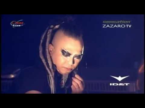 Yoji Biomehanika Live at Sensation Black 2005 (ID&T)