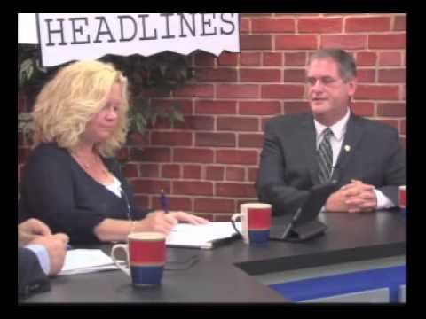 Behind the Headlines September 1, 2014 Susquehanna Valley Center for Public Policy