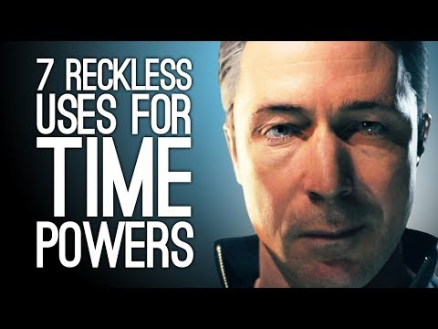 7 Least Responsible Uses for Time Powers