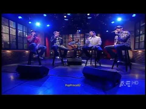 Backstreet Boys - Shape Of My Heart (Acoustic) (Private Sessions) [HD]