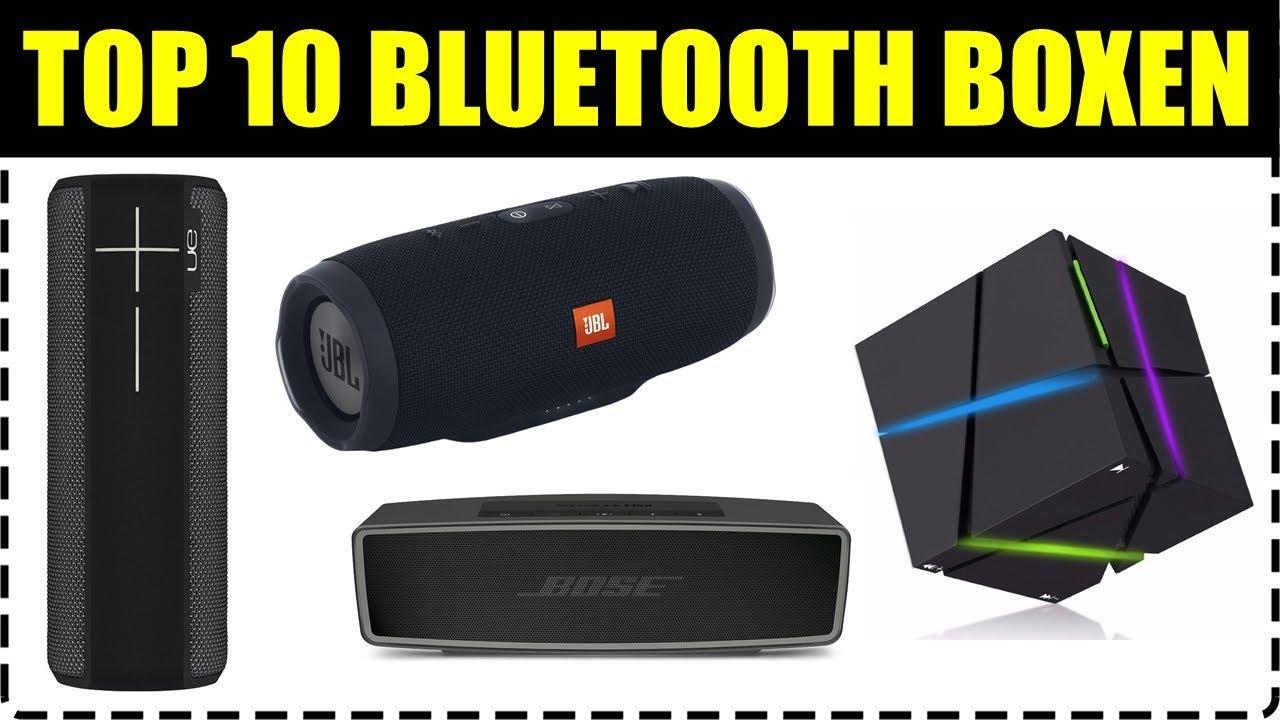 top 10 bluetooth lautsprecher 2019 bluetooth