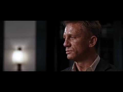 James Bond Quantum Of Solace:You Are Suspended From Duty (Miss Fields Death)