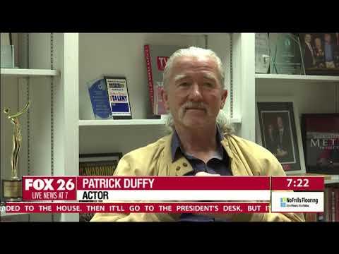 Patrick Duffy the real Man from Atlantis