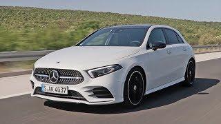 Mercedes-Benz Clase A 2018 - Contacto en Croacia - Matías Antico - TN Autos