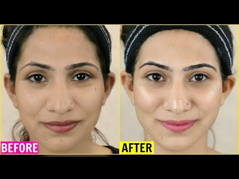 INSTANT Skin Brightening Milk Facial At Home - Naturally Glowing Skin | PrettyPriyaTV
