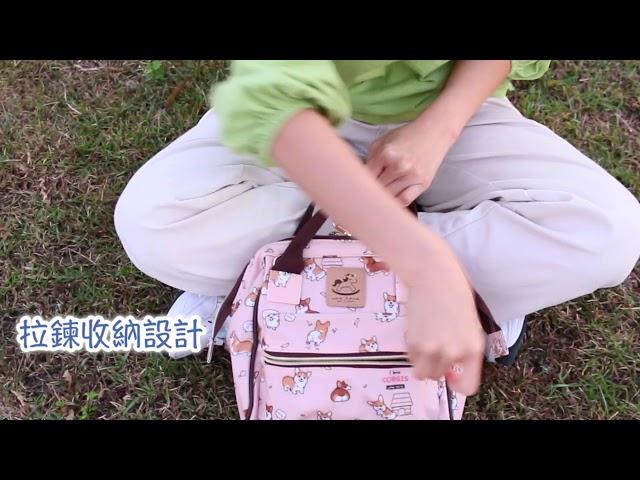 uma hana防水包品牌旗艦店-小開口三用包