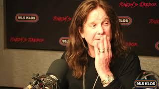 Ozzy Osbourne on Jonesy's Jukebox