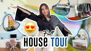 😍 HOUSE TOUR 2021 🏠 3BHK in Mumbai! The Famheli Home Series EP 10 | Heli Ved