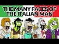 The Many Faces Of The Italian Man