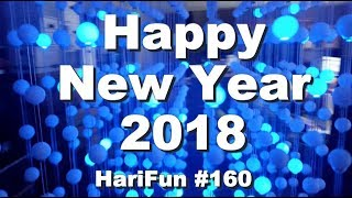 HariFun 160 Happy New Year 2018