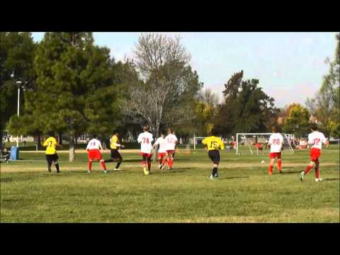 Fremont soccer tournament BUSC Frankfurt game 2