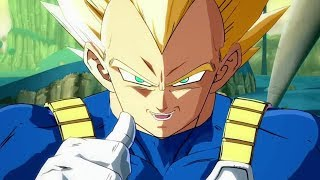 VEGETA DESTRUIDOR - DRAGONBALL FIGHTER Z